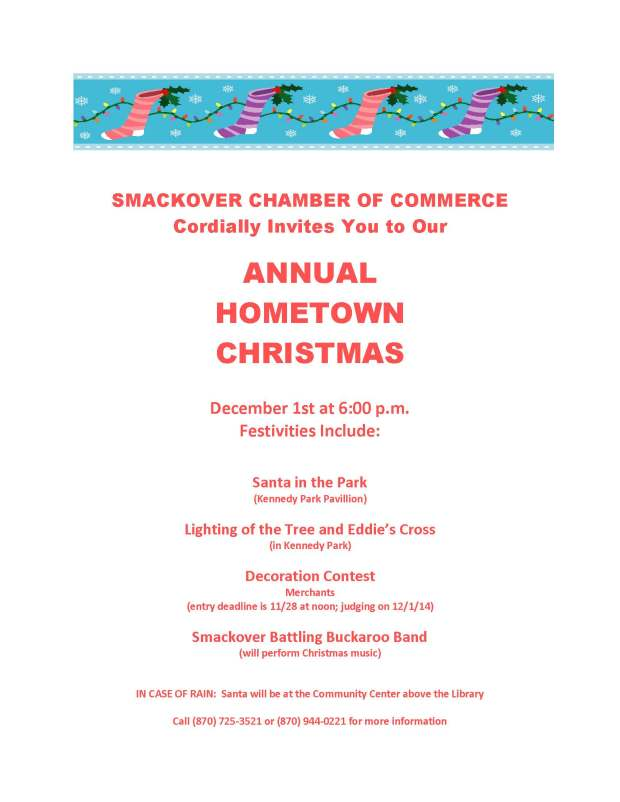 SMACKOVER CHAMBER OF COMMERCE