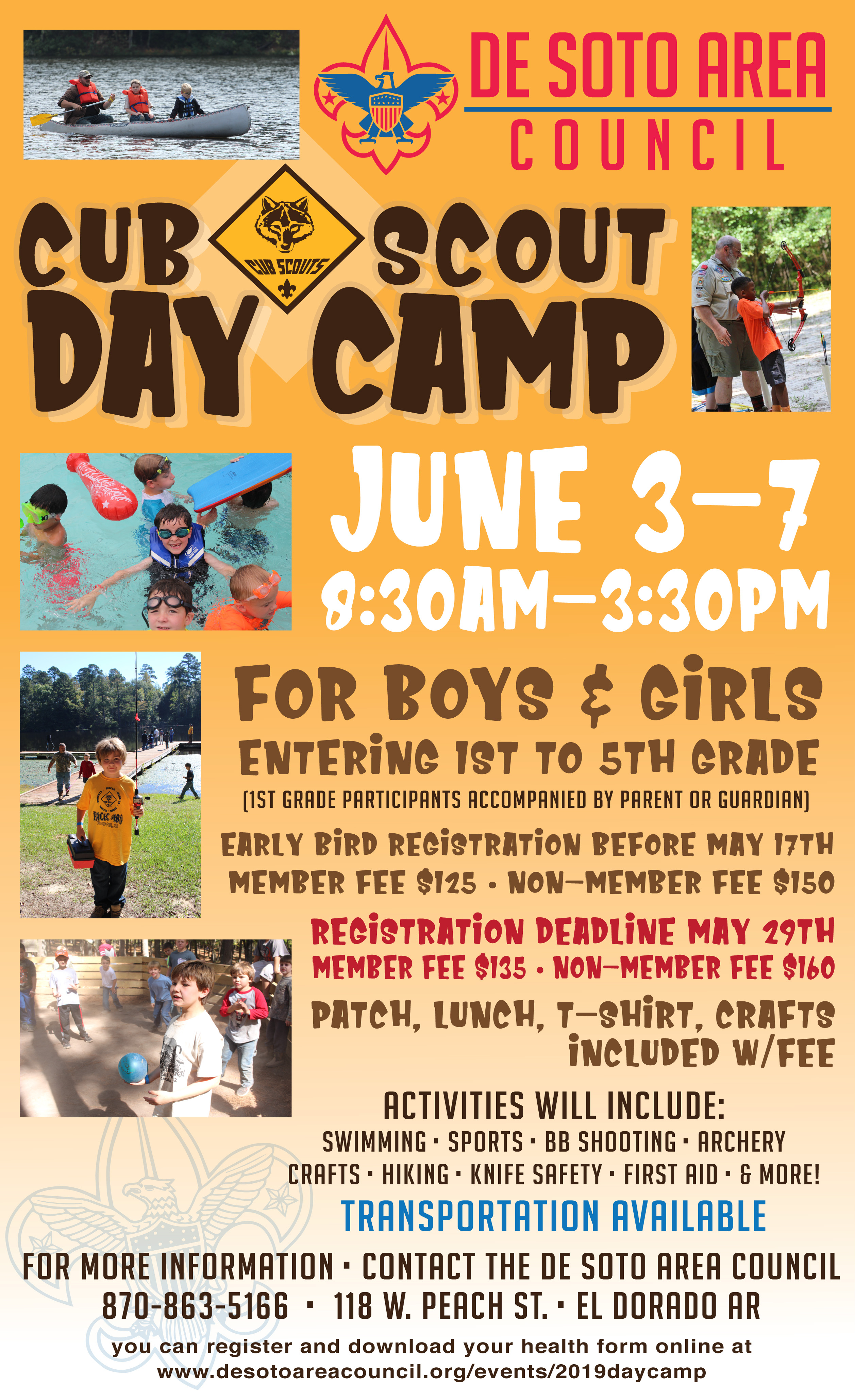 Cub Scout Day Camp | The Buckaroo Blog
