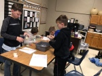 Norphlet Middle School 5th Students investigating Mixtures Pic 2