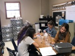 Norphlet Middle School 5th Students investigating Mixtures Pic 4
